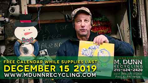 Scrap Metal Prices Philadelphia December 15, 2019