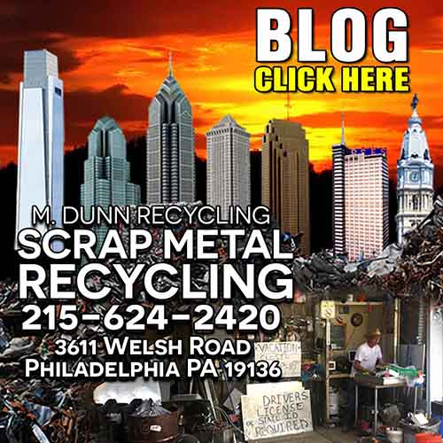 Philadelphia Scrap Metal New Jersey We buy Copper Aluminum Brass Copper Wire Radiators Close to Delran Bensalem Abington Huntington Valley Pennsylvania