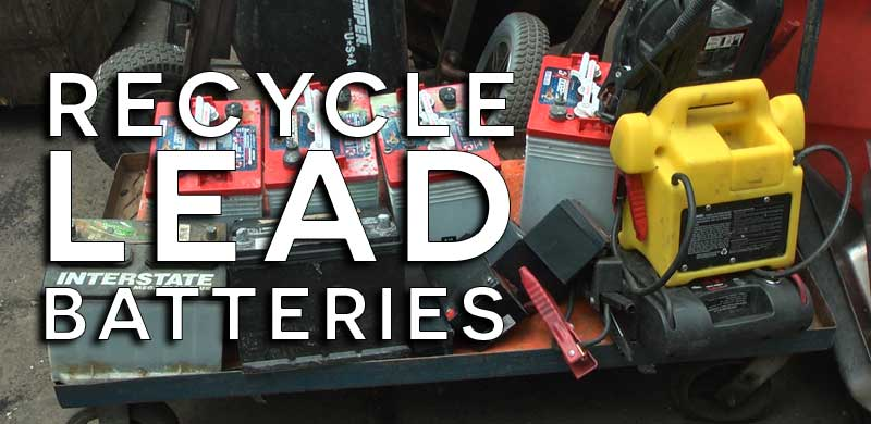 Lead Battery Recycling Philadelphia